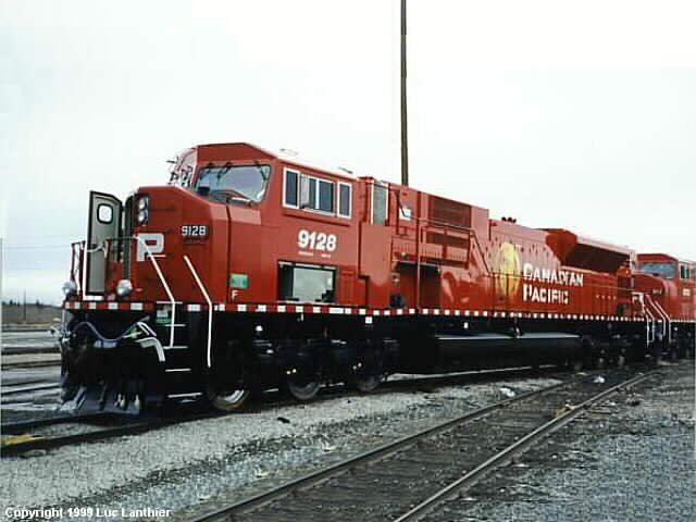 Canadian Pacific Railway Locomotives