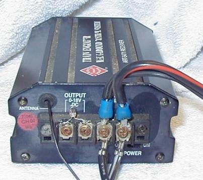 te programming original te power connections