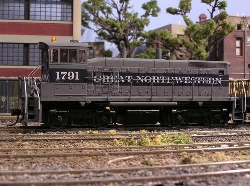 Welcome To The Great Northwestern Railway