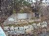 Remains of HRER bridge over 14 Mile Creek