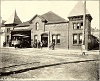 The HG&B's Hamilton Station at Main & Catherine in the summer of 1895