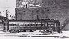 HRER 305 at the Hamilton Terminal Station around 1925.