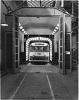 HSR #161 inside the Sanford shop, 1955.