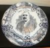 John Patterson commemorative plate