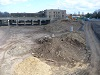 The future site of West Harbour GO Station, May 4, 2014