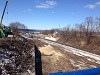 Site clearing, February 28, 2014