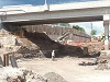 Site clearing, July 27, 2014