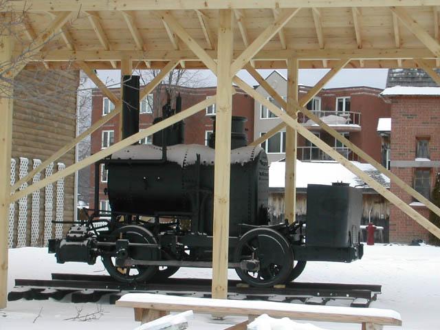 Hamilton & Dundas Steam Dummy #3