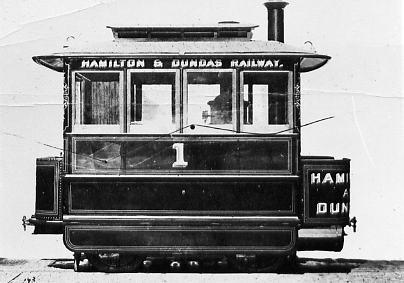 Hamilton & Dundas Steam Dummy #1