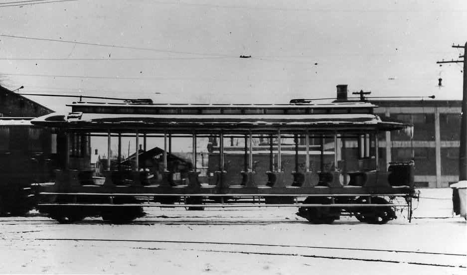 HG&B #168 (ex HG&B #11) at Sanford Yard in 1925
