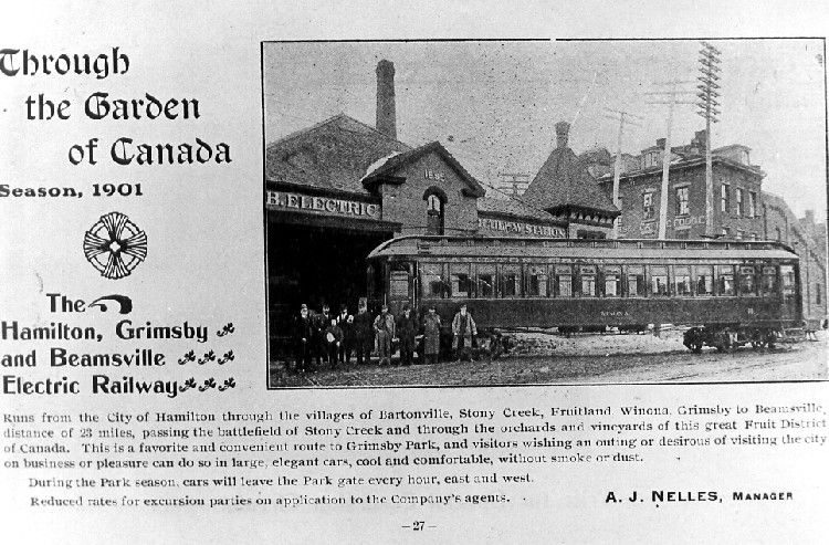 1901 HG&B ad