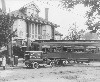HTC 601 has derailed on the HG&B at Maplewood and Prospect in Hamilton during the 1920s