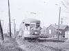 HSR 508 on the Burlington ROW near Kenilworth, circa 1945