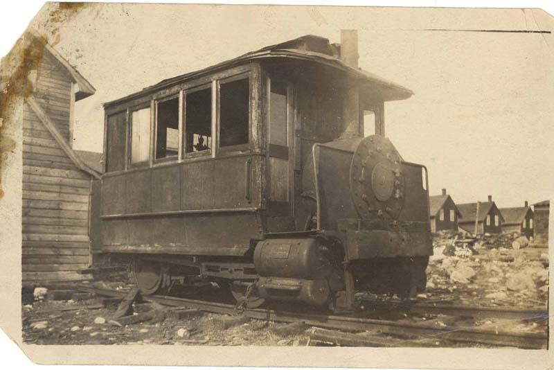 Hamilton & Dundas Steam Dummy #4