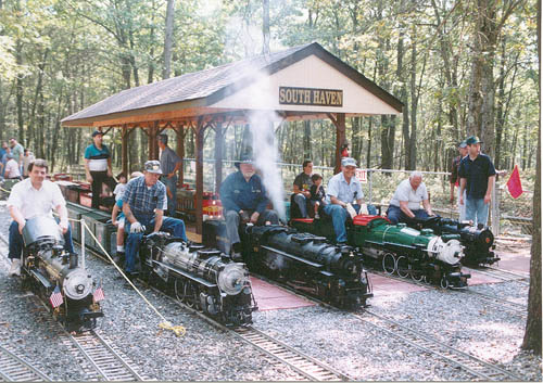Long Island Live Steamers Schedule