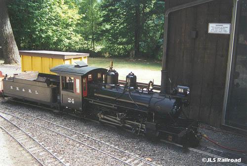 Western Washington Live Steamers
