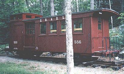 Claudi Wood Sheds In Maine