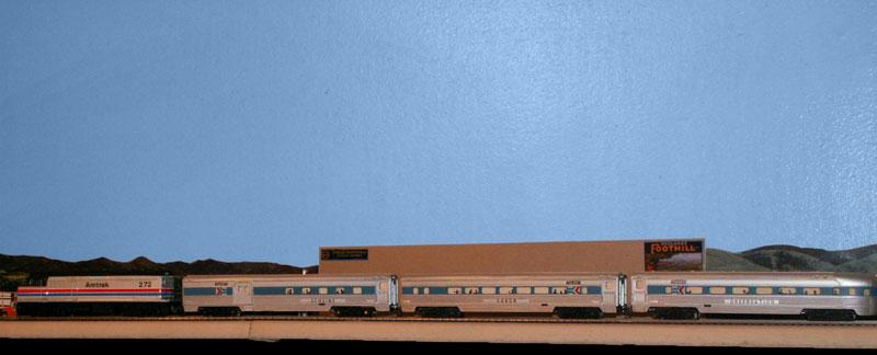 Amtrak Coast Starlight