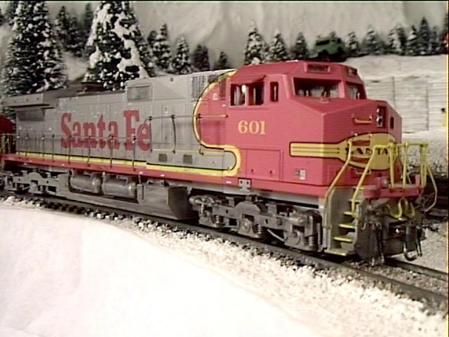 Santa Fe C44-9W