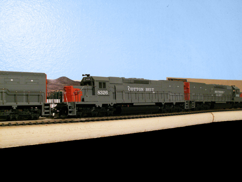 Locomotive Roster for the Lone Wolf and Santa Fe Railroad