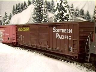 Oregon lumber on it's way to Berdoo