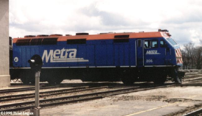 Rock Island Locomotive Roster