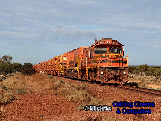 Miscellaneous Locomotives: MickFix Rail