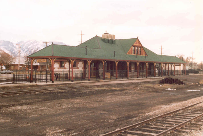 The Logan Depot Has Been Restored Amp Has Been Used As A