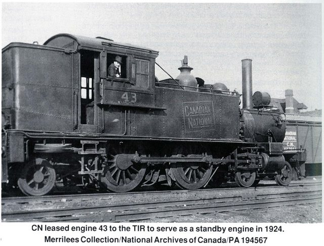 """Thousand Islands 4 acq. 1894 48"""" drivers, 28 tons Baldwin 1889 E. A. Gardner One of three 2-4-2T's built for Suburban Rapid Transit Co, which was taken over ..."""