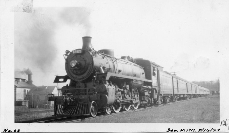 1267 With Number 28 Across The Border