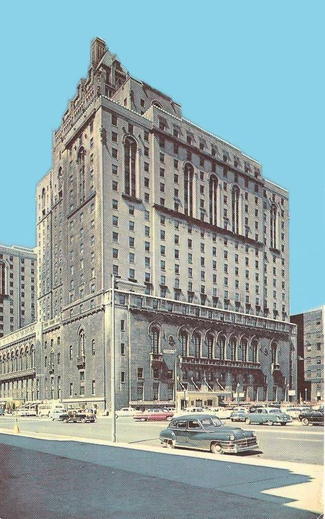 Royal York Hotel Toronto Parking