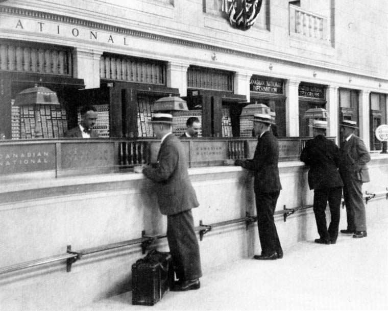 post office machine sts