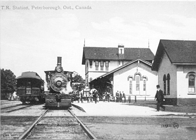 This Station Was Built To Replace The Original Port Hope