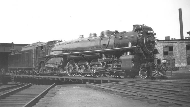 Image result for cpr northern steam locomotive