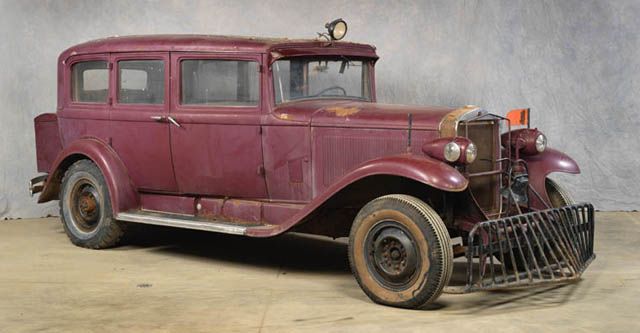 M 430 a 1928 cadillac believed to have been used around for Nearest motor vehicle inspection station