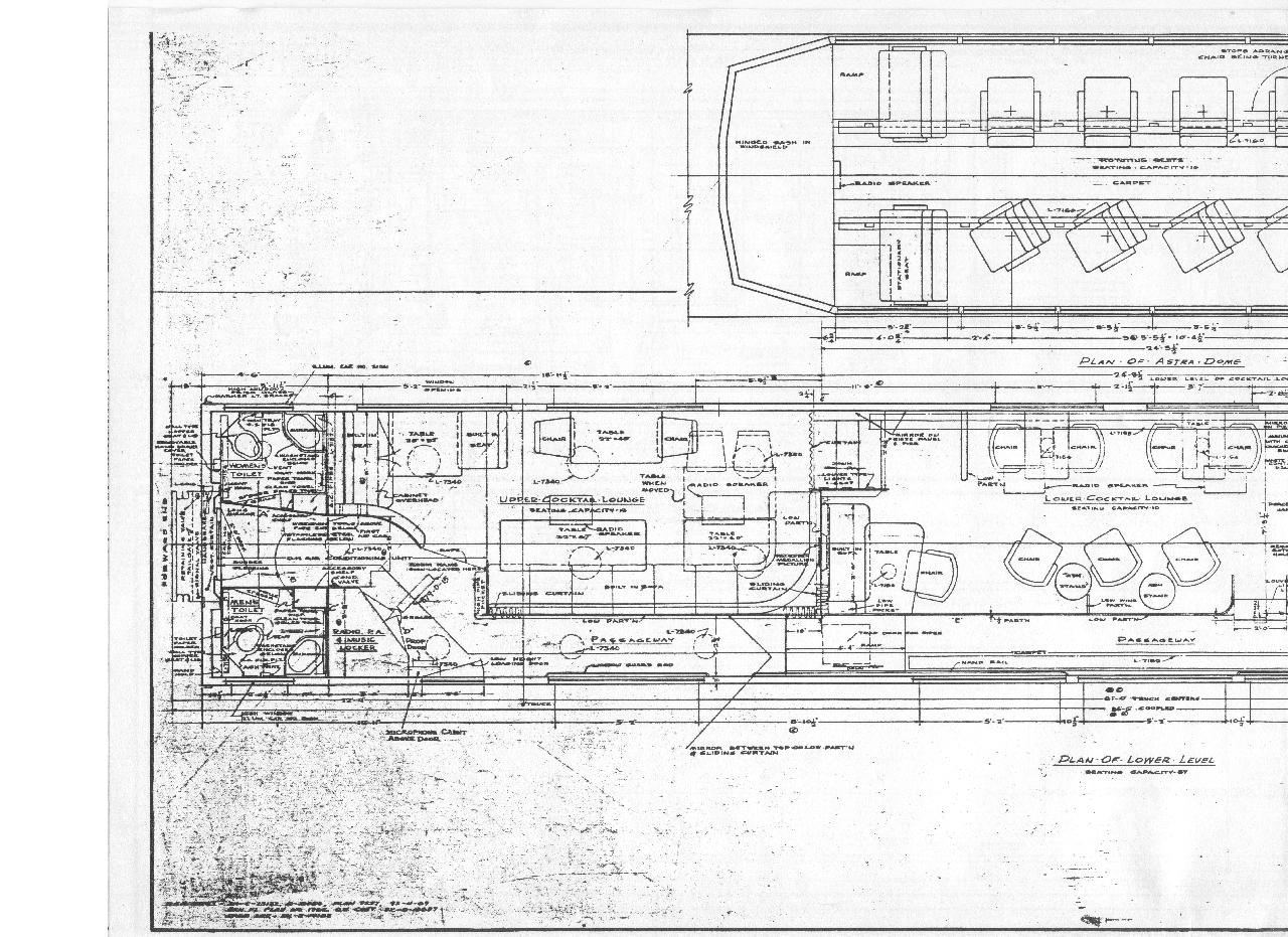 Blueprints Of Passenger Train Car Pictures To Pin On