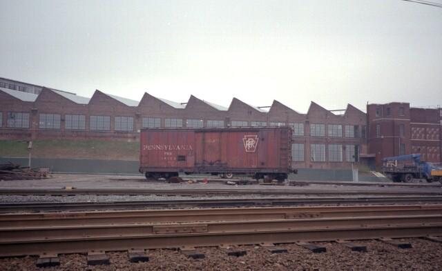 conrail midvale yard philadelphia pa 1992
