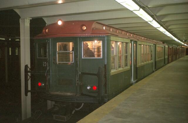 Used Cars In Philadelphia >> SEPTA Broad Street Subway March 1994