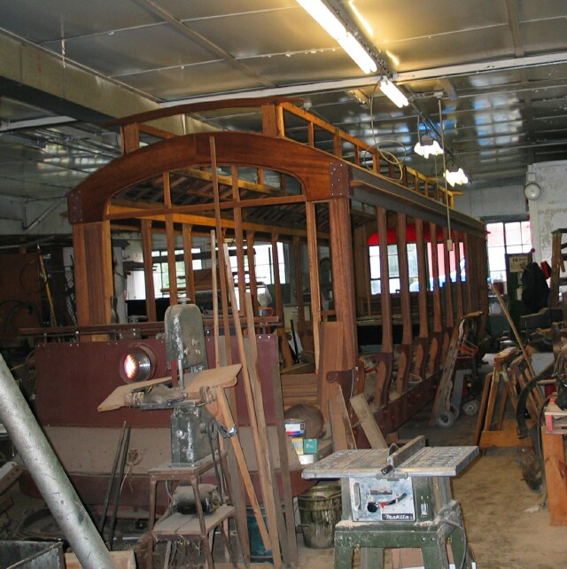 Electric City Trolley Museum In Scranton Pa Home: Railroad Preservation Index