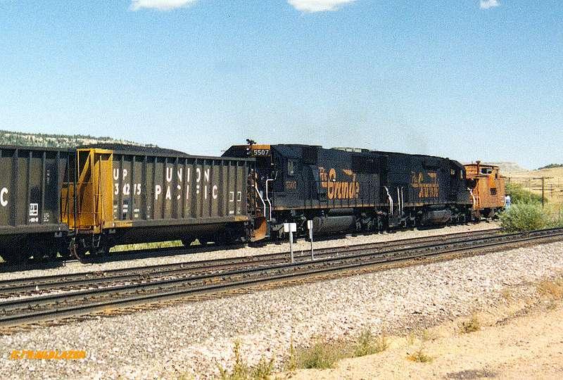 DRGW 5507