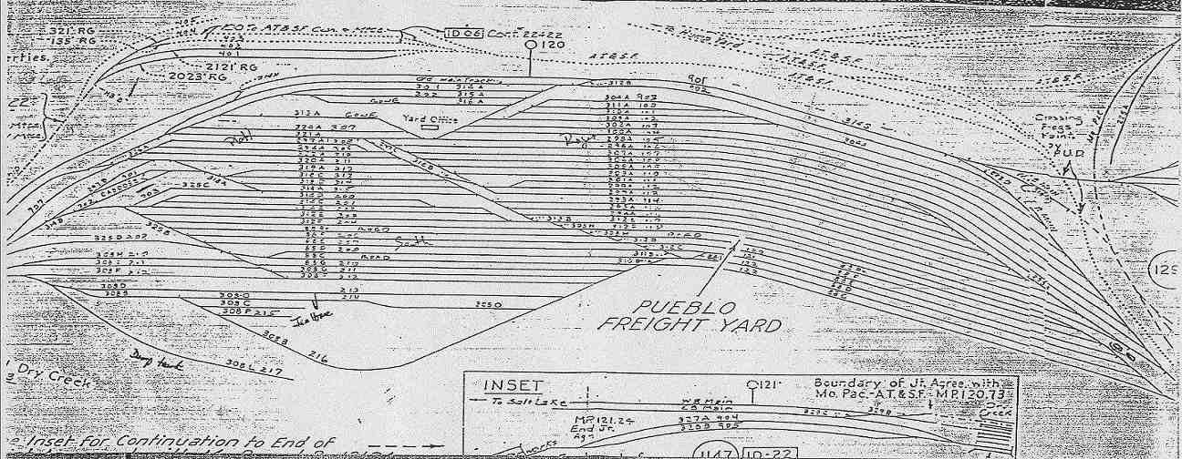 Pueblo Map