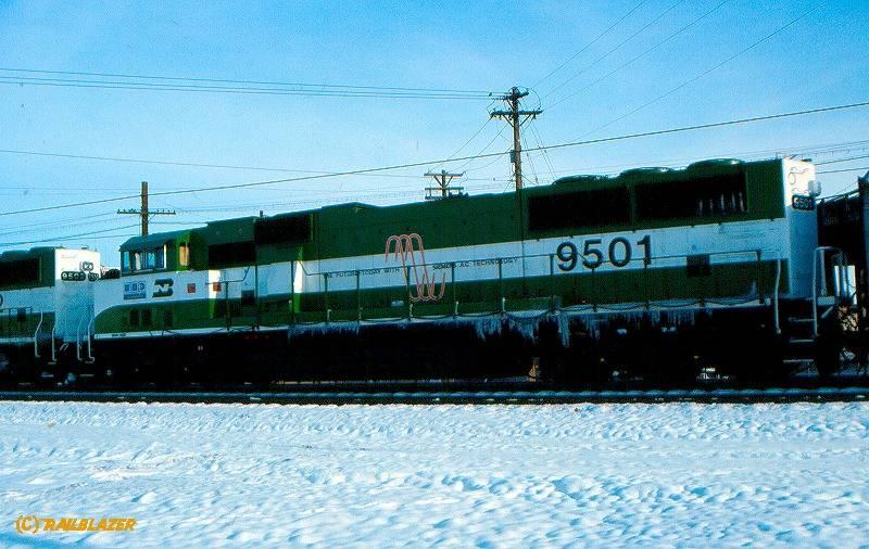 BN 9501