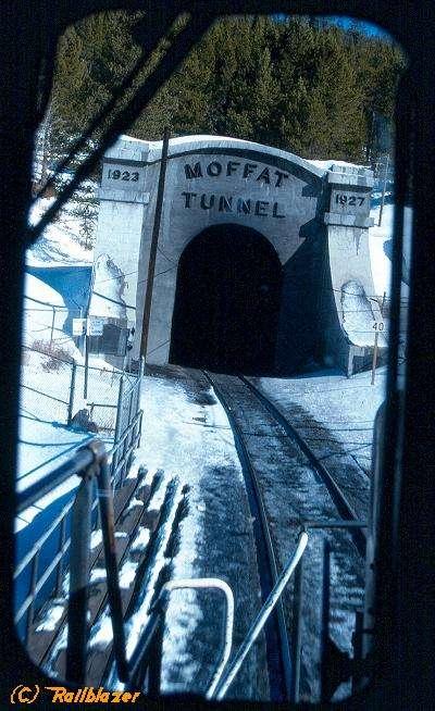 West Portal Moffat Tunnel