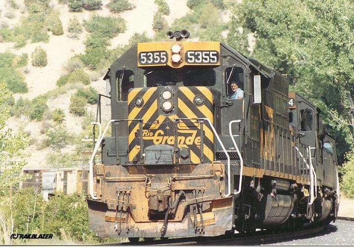 DRGW 5355