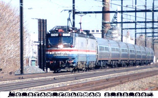 click here to see amtrak acela regional train 131 near tacony station philadelphia