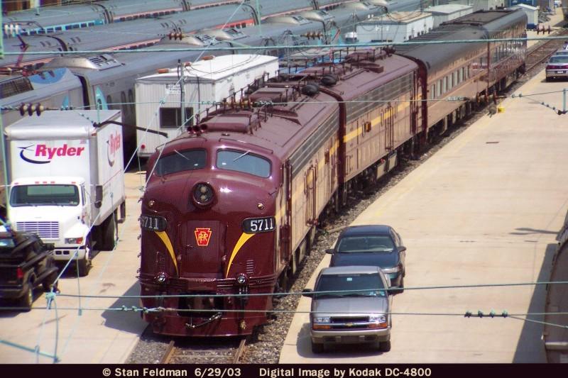 "Used Cars Altoona Pa >> Click here to see The Juniata Terminal ""Fleet"" in Penn Coach Yard, Phila. Pa. The train will be ..."