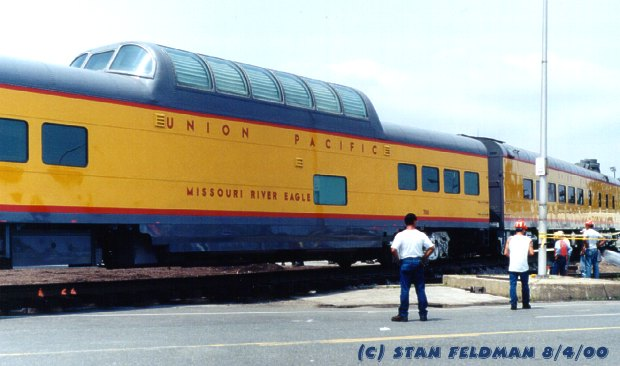 Union Pacific Railroad Rnc Convention Train Page 3 Stan S Railpix