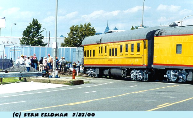 Union Pacific Railroad Rnc Convention Train Page 2 Of 3 Stan S