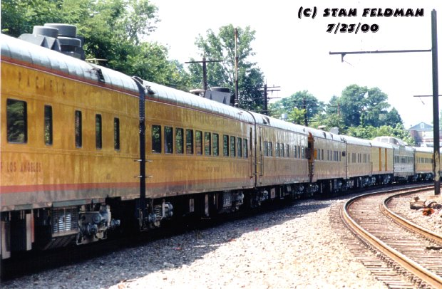 Union Pacific Railroad Rnc Convention Train Page 1 Of 3 Stan S
