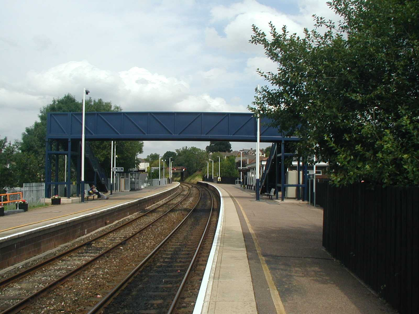 Honiton Railway Station Photo Sidmouth Jct Chard Line Seaton Jct 8